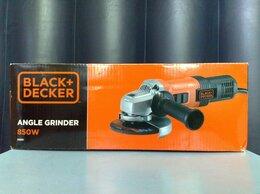 Шлифовальные машины - Машина шлифовальная Black+Decker G850, 0