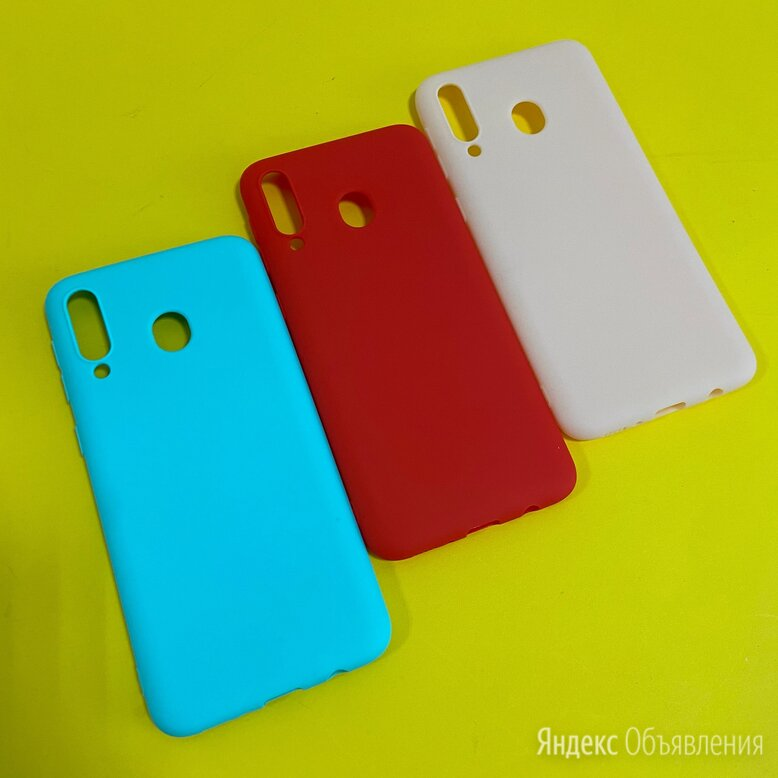 Чехол для Samsung M30 по цене 99₽ - Чехлы, фото 0