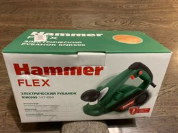 Рубанки - Рубанок Hammer Flex RNK600, 0