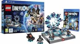 Игры для приставок и ПК - Видеоигра LEGO Dimensions Стартовый набор (PS4), 0