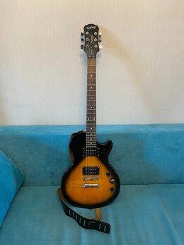 Электрогитары и бас-гитары - Электрогитара Epiphone Special II Sunburst, 0