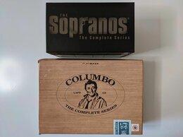 Видеофильмы - Columbo & Sopranos - The Complete Series Limited, 0