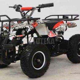 Электромобили - Детский электроквадроцикл Мотомир NITRO 800W (машинокомплект), 0