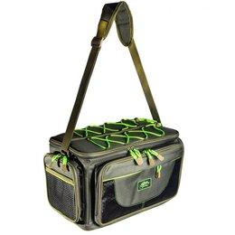 Сумки и ящики - Сумка рыболовная +4 коробки TRP-033, 0