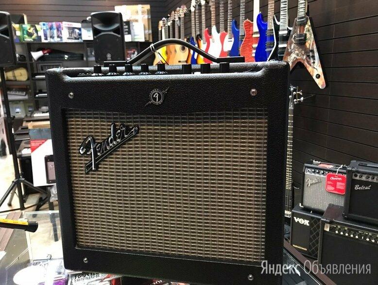 Fender mustang I (V2) комбоусилитель по цене 15900₽ - Гитарное усиление, фото 0