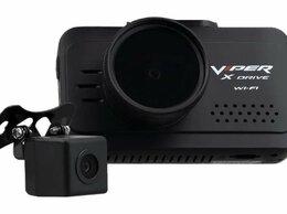 Видеорегистраторы - Видеорегистратор Viper X-Drive Wi-Fi Duo с…, 0