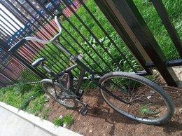 Велосипеды - Велосипед, СССР, в хорошем состоянии, сумка и…, 0
