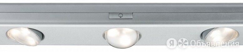 Накладной светильник Paulmann Jiggle 70635 по цене 3160₽ - Мебель для кухни, фото 0