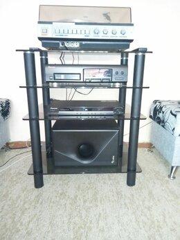 Кронштейны и стойки - Продам стойку под аудио видео технику, 0