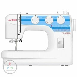 Швейные машины - Швейная машина Janome TC 1222S, 0