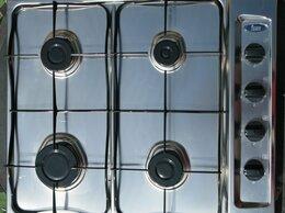 Плиты и варочные панели - ГАЗОВАЯ ВАРОЧНАЯ ПАНЕЛЬ TEKA E 60.2 4G AI AL, 0