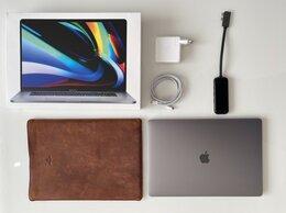 Ноутбуки - MacBook pro 16, 0