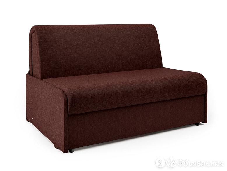 Диван кровать Коломбо БП 120 шоколад по цене 15890₽ - Диваны и кушетки, фото 0