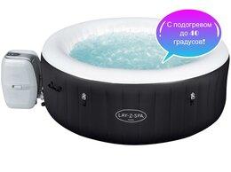 Бассейны - Надувной спа бассейн (джакузи) Bestway Lay-Z-Spa, 0