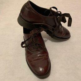 Ботинки - Ботинки женские туфли (натуральная кожа), 0