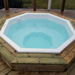 Бочки и купели -  Купель бассейн из стелопластика от производителя, 0