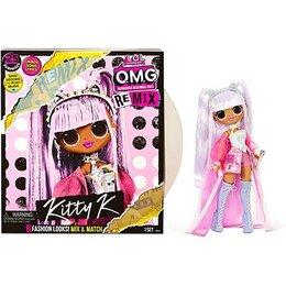 Куклы и пупсы - LOL OMG Remix Kitty K., 0