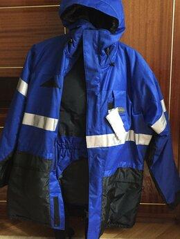 Одежда - Костюм мужской рабочий (спецодежда), 0