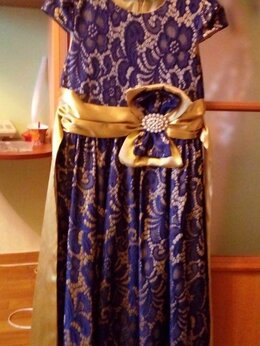 Платья и сарафаны - Платье для девочки размер 128, 0