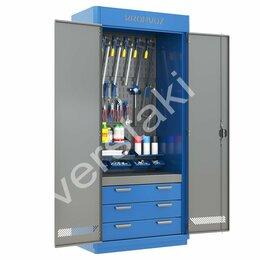 Шкафы для инструментов - Шкаф инструментальный KronVuz Box 1313, 0