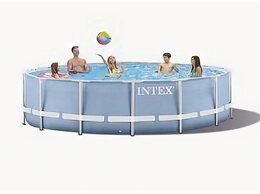 Бассейны - Каркасный сборно-разборный бассейн Intex: 457 *…, 0