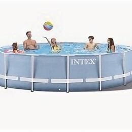 Бассейны - Каркасный сборно-разборный бассейн Intex: 457 * 122 см. , 0