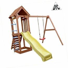 Игровые домики и палатки - Детский деревянный городок, 0