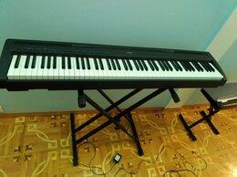 Клавишные инструменты - Цифровое пианино yamaha P-95B, 0