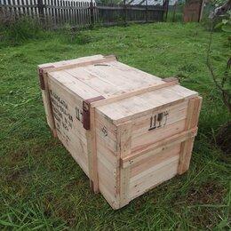 Корзины, коробки и контейнеры - Ящик деревянный для хранения, 0
