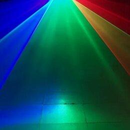 Световое и сценическое оборудование - Цветной лазерный проектор, 0