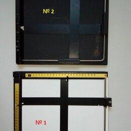 Прочее оборудование - Кадрирующая рамка с линейкой (винтаж), 0