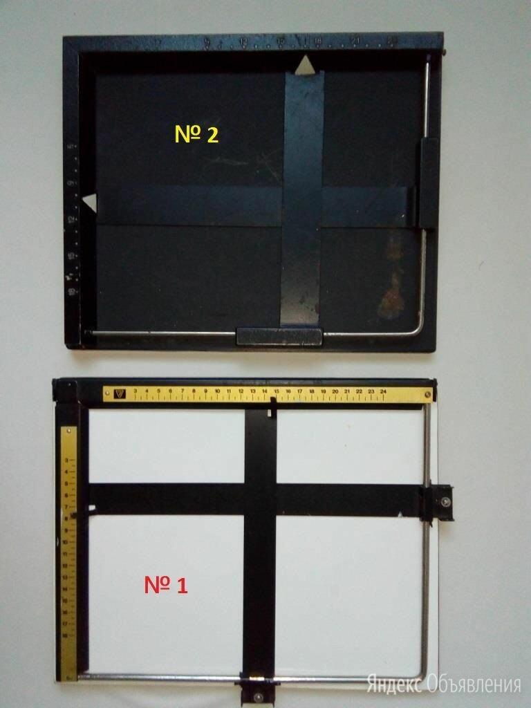 Кадрирующая рамка с линейкой (винтаж) по цене 300₽ - Прочее оборудование, фото 0