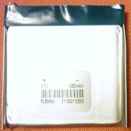 Аккумуляторы и зарядные устройства - Аккумулятор PL554544 Li-Ion, 3.7V, 1050mAh, универсальный, 0