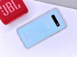 Мобильные телефоны - Samsung Galaxy S10 Plus (White), 0