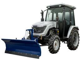 Мини-тракторы - Трактор СКАУТ T-504С с кабиной, 0