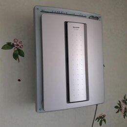 Очистители и увлажнители воздуха - Воздухоочиститель Sharp FU 40SE, 0