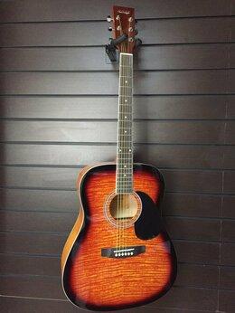 """Акустические и классические гитары - Homage LF-4110T Акустическая 6-струнная гитара 41"""", 0"""
