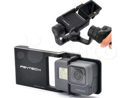 Аксессуары для экшн-камер - Адаптер GoPro на электр стабилизатор, 0