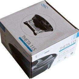 Кулеры и системы охлаждения - Cooler Deepcool THETA 115 Soc-1150/1155/1156…, 0