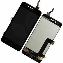 Дисплеи и тачскрины - HUAWEI Модуль (дисплей+тачскрин) для телефона Huawei Y3 ll 3G LUA-U22 (Черный..., 0