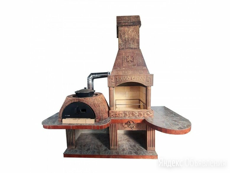 Печь барбекю №20 по цене 115000₽ - Грили, мангалы, коптильни, фото 0