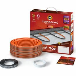 Изоляционные материалы - Нагревательные кабели (в стяжку), теплоизоляция, монтажная лента Теплолюкс Ка..., 0