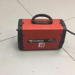 Сварочные аппараты - Сварочный аппарат FoxWeld Мастер 202, 0
