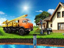 Архитектура, строительство и ремонт - бурение скважин, 0