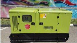 Электрогенераторы - Дизельный генератор (дгу) ад20-Т400 в еврокожухе, 0