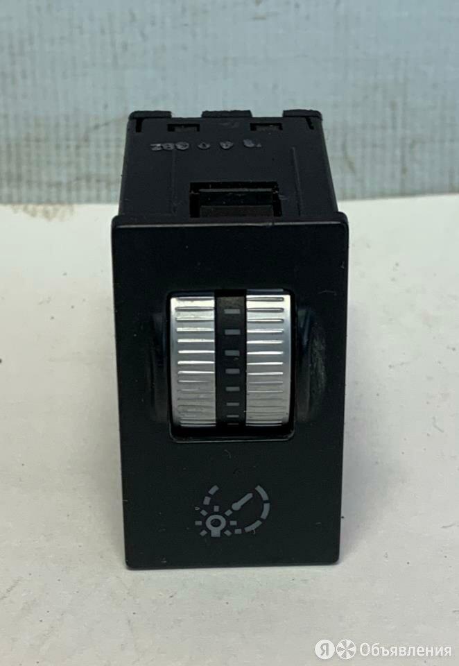 Кнопка регулировки освещения панели приборов Lifan X60 12- (B3750520A2) по цене 400₽ - Электрооборудование, фото 0