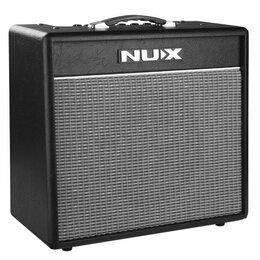 Гитарное усиление - Mighty-40BT Цифровой комбоусилитель, 40Вт, Nux, 0