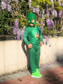 Карнавальные и театральные костюмы - Детский костюм Гекона-гусеницы, 0