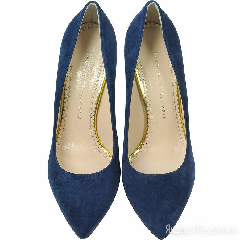 Туфли-Лодочки Charlotte Olympia размер 39 по цене 11900₽ - Туфли, фото 0