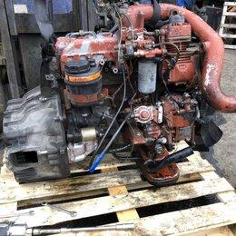 Спецтехника и навесное оборудование - Двигатель FIAT 8040.45 136л.с Iveco EuroCargo Ивеко Еврокарго, 0